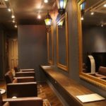 Salonde CHROE店内
